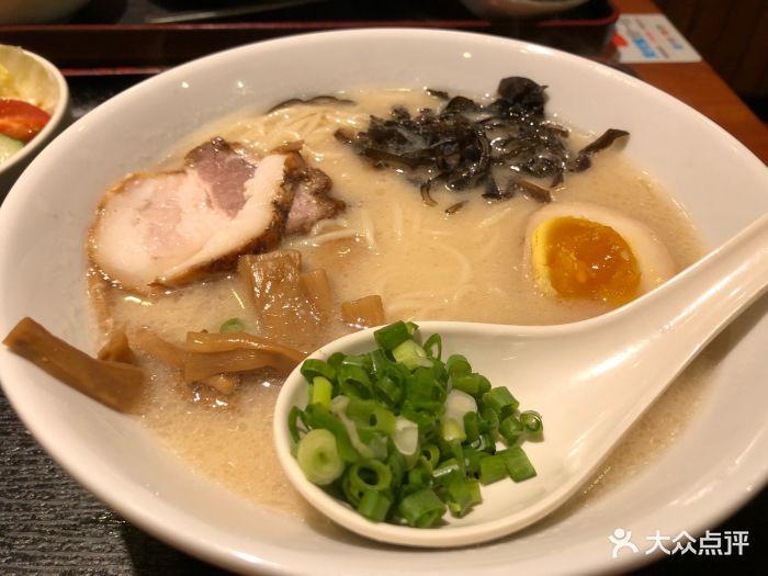味之藏日本拉面(森茂店)-豚骨拉面图片-大连美食-大众