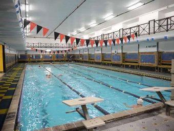 顺德游泳场