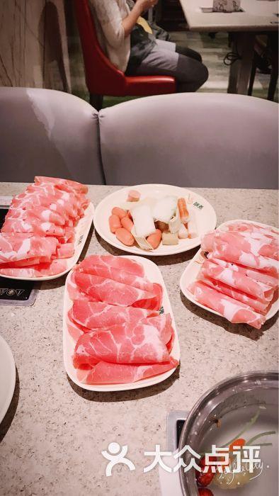 靓煮小海鲜自助火锅(阳光新业广场店)的点评