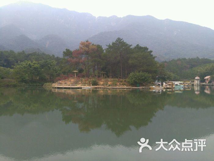牛鱼嘴原始生态风景区图片 - 第3张