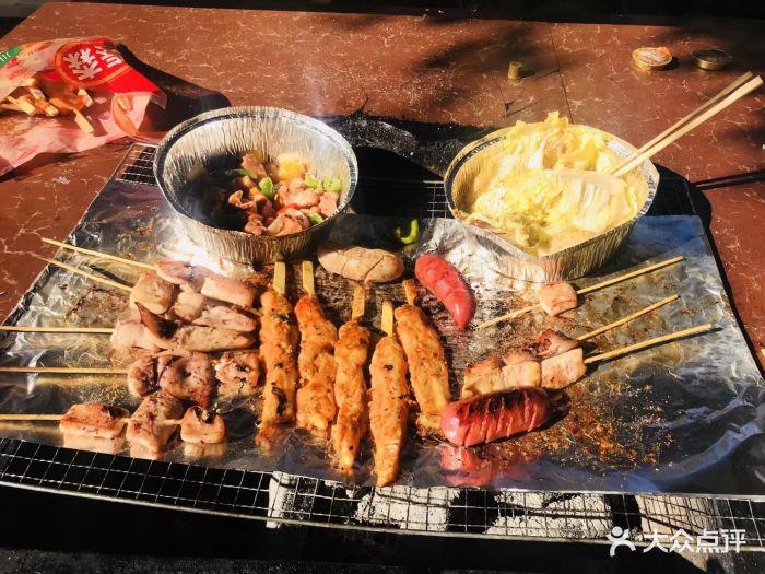 森林公园自由人bbq烧烤乐园-图片-福州美食-大众点评网