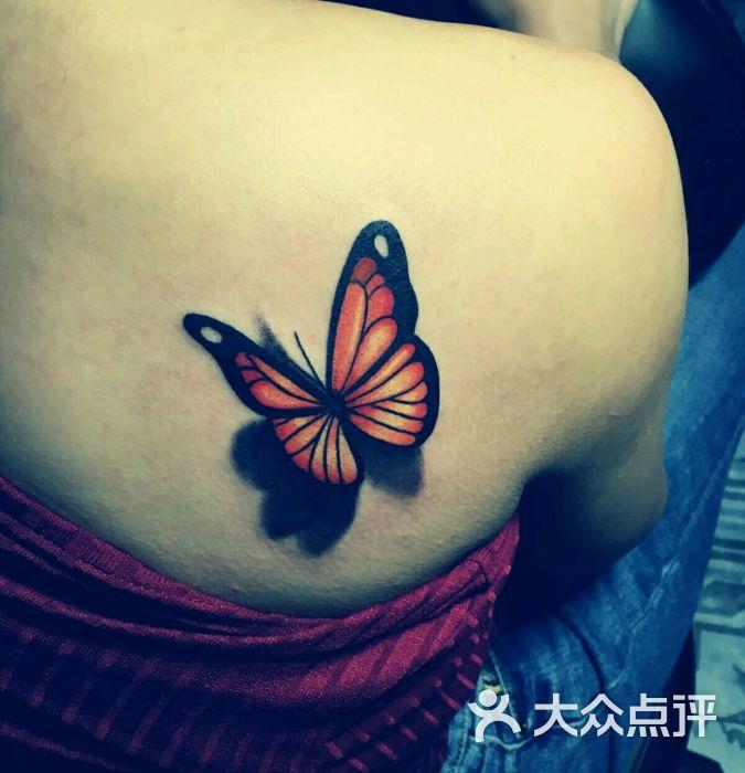 漾.young tattoo(漾纹身刺青)图片 - 第2张图片