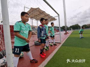 陇县启星足球训练营