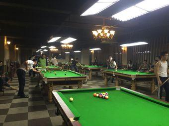 壹號公館台球俱乐部
