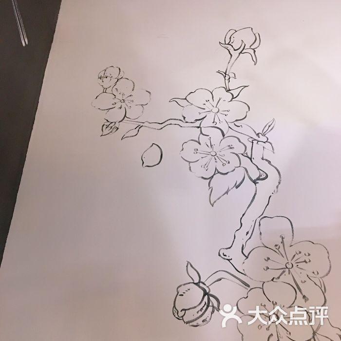 竹外桃花·江南小食图片