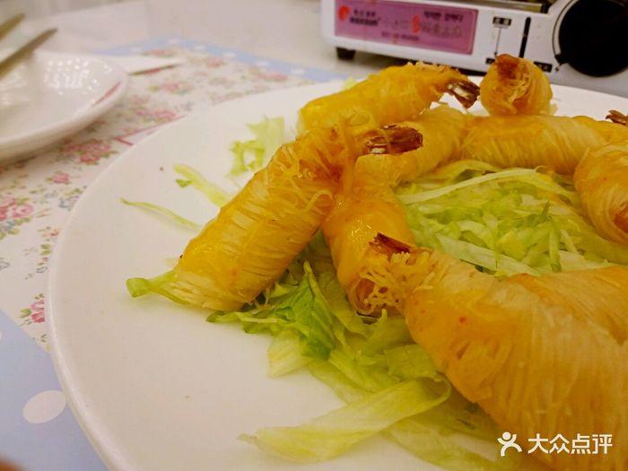 美辛私房(柏威年店)-千丝万缕虾-菜-千丝万缕虾图片