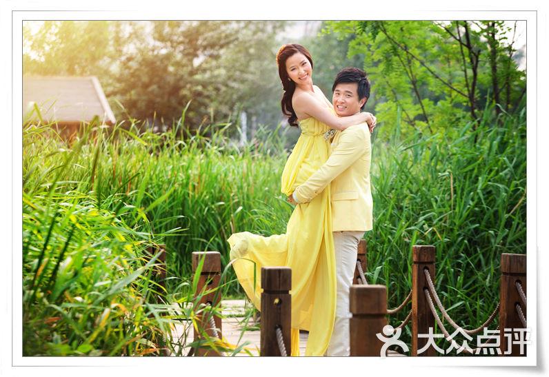 米兰春天婚纱摄影图片-北京婚纱摄影-大众点评网