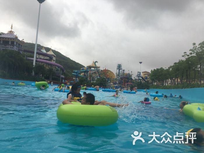 平湖九龙山乐满地水上乐园游乐设施图片 - 第78张