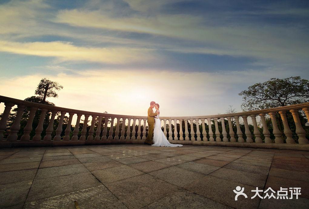 【高尔夫球场【婚照】-结婚套餐】-花田视觉-大众点评
