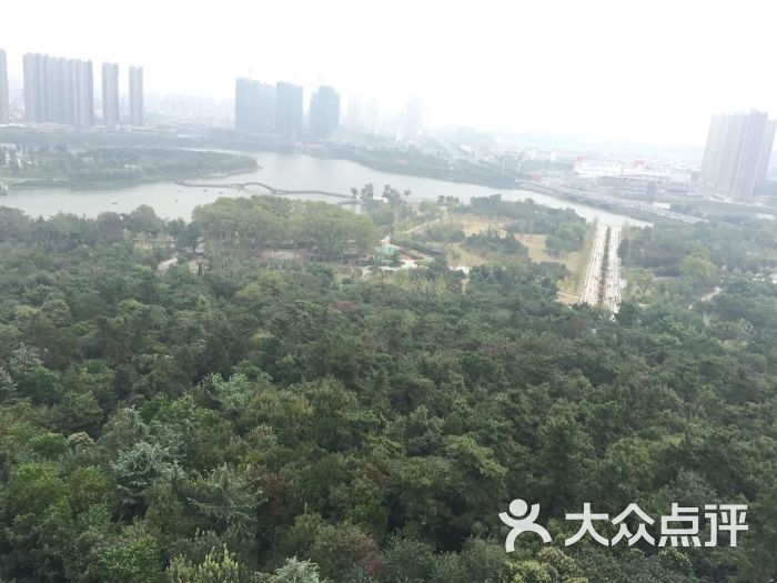 张公山风景区的全部评价-蚌埠-大众点评网