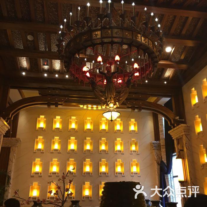 温泉酒店灯饰配置方案