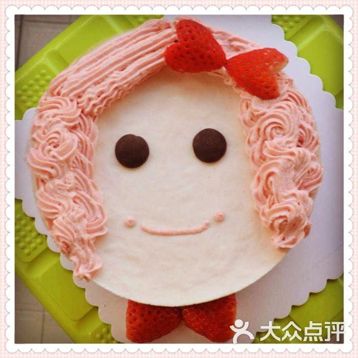 可爱娃娃蛋糕