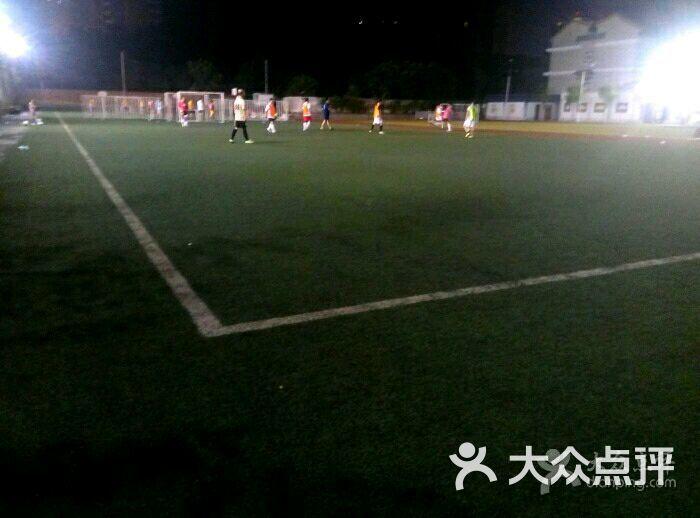 小雁塔小学足球场-图片-西安运动健身-大众点评网