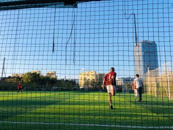 金盾足球训练基地
