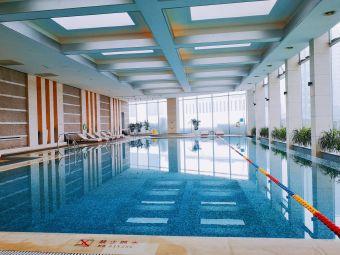 太原凯宾斯基饭店游泳池