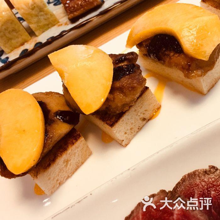 王鼎精致加盟(世博源店)-图片煎上海鹅肝美食-法国特色铁板图片料理图片