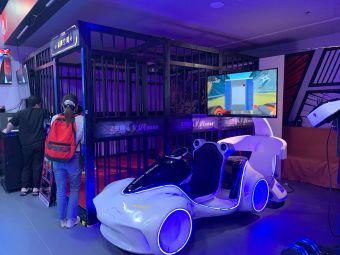 未来战场FUTURE BATTLE大空间VR电竞馆(永旺国际店)