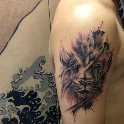 纹身刺龙堂dragon tattoo(城东店)