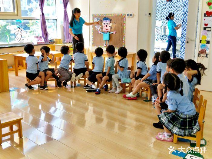 艾德维尔双语幼儿园教室图片