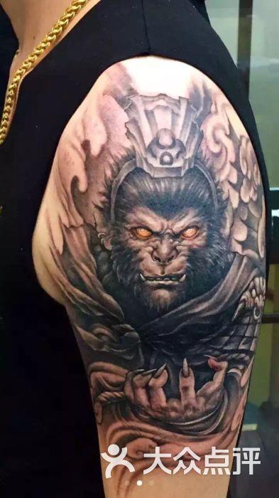 墨义刺青纹身工作室上传的图片