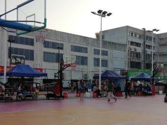 安踏·力健篮球广场