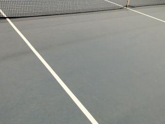 北仑训练基地二期网球馆