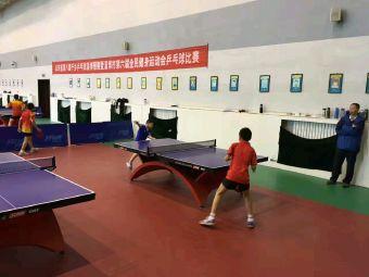 日照乒乓球馆