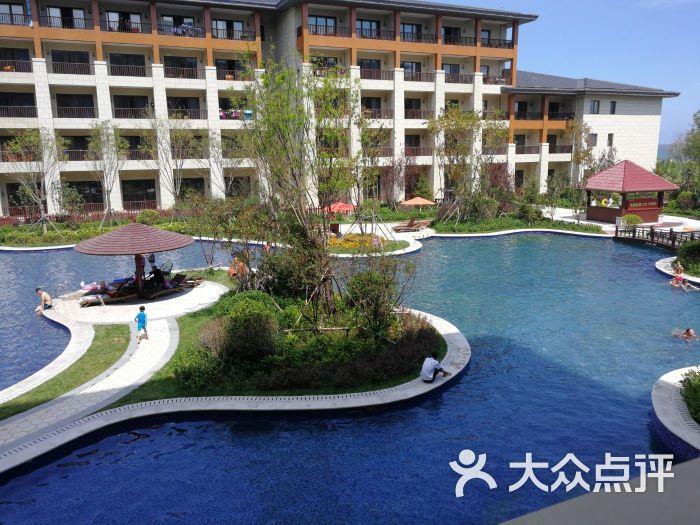 五星级/豪华型 昌黎县其他 北戴河阿尔卡迪亚滨海度假酒店 网友点评
