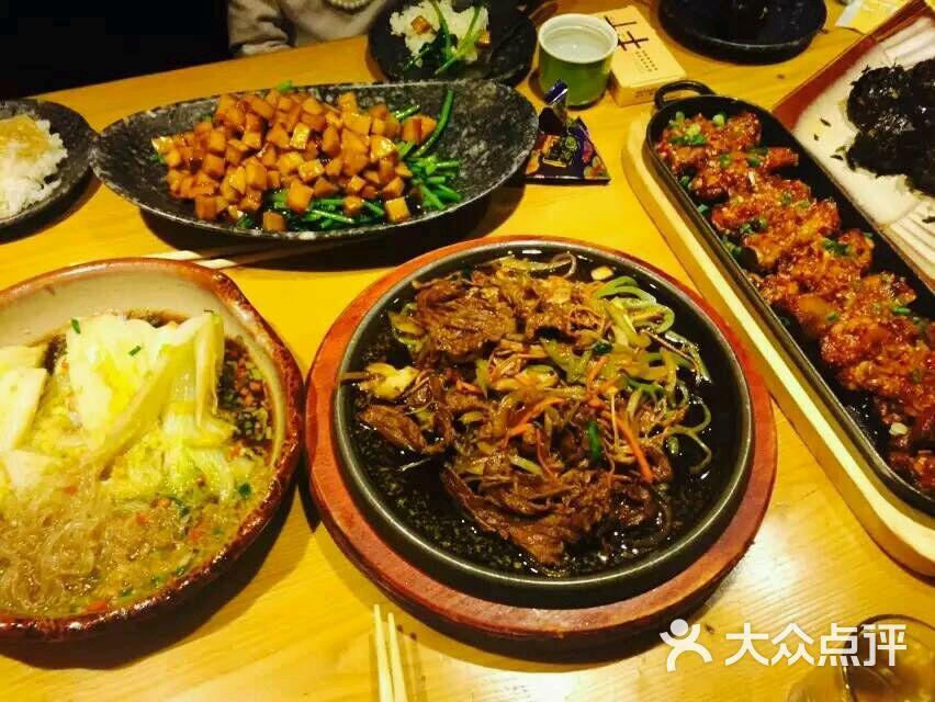 集韩小木屋(二店)-图片-长春美食-大众点评网