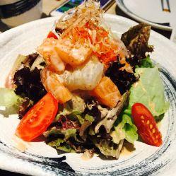 海鲜杂菜沙拉
