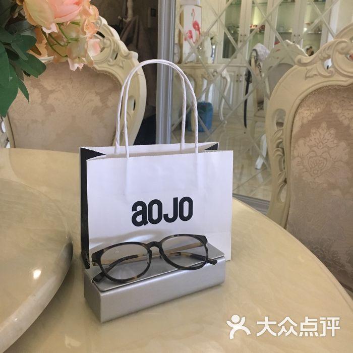 aojo眼镜店(湖滨银泰in77C店)-图片-杭州购物