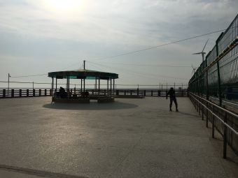 海上溜冰场