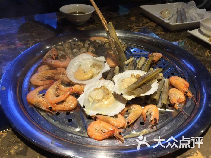 赶海蒸汽海鲜餐厅图片 - 第3张