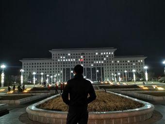 延边朝鲜族自治州人民政府-停车场