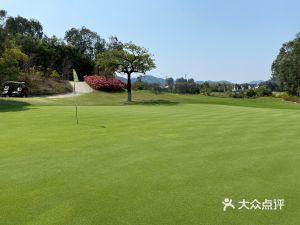 珠海翠湖高尔夫球会停车场