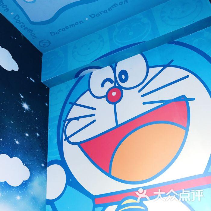 美哆啦主题美甲连锁店(哆啦a梦店)门面图片 - 第117张图片