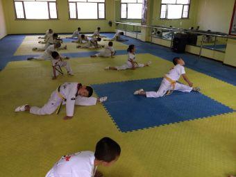 定边县跆拳道协会总部