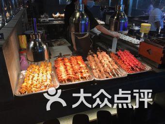 锦池4F韩盛炭火自助烤肉