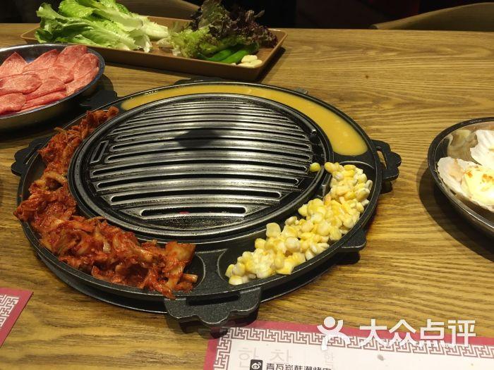 青瓦炭韩潮烤肉(花园道店)-菜菜爱娟娟的相册-