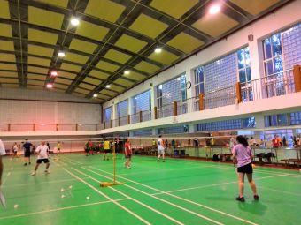 建平世紀中學羽毛球館