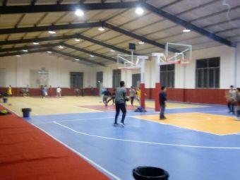 23号篮球馆