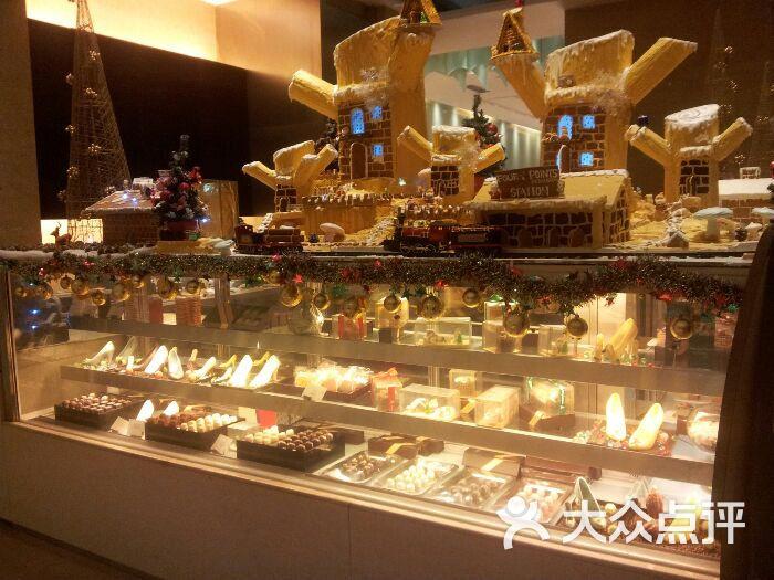 广州东圃合景福朋喜来登酒店(汇彩路店)自助餐图片 - 第1张