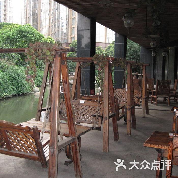 中茵99皇冠国际欧式餐厅玩的图片-北京咖啡厅-大众