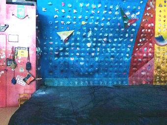 一上岩攀石俱乐部