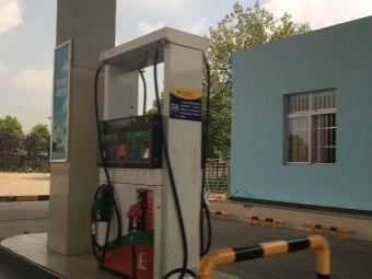 中国石化枣阳服务区加油站