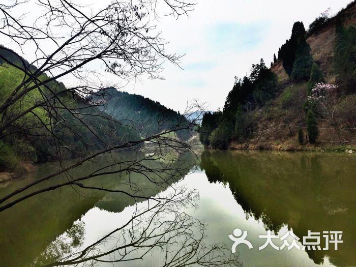 洪庆山国家森林公园黄巢堡景区-图片-西安周边游-大众