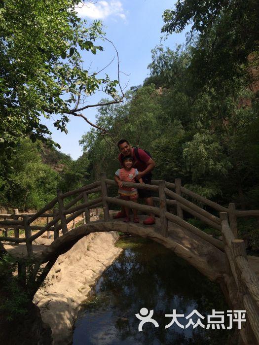 神泉峡风景区-罗锅桥-配套设施-罗锅桥图片-北京周边