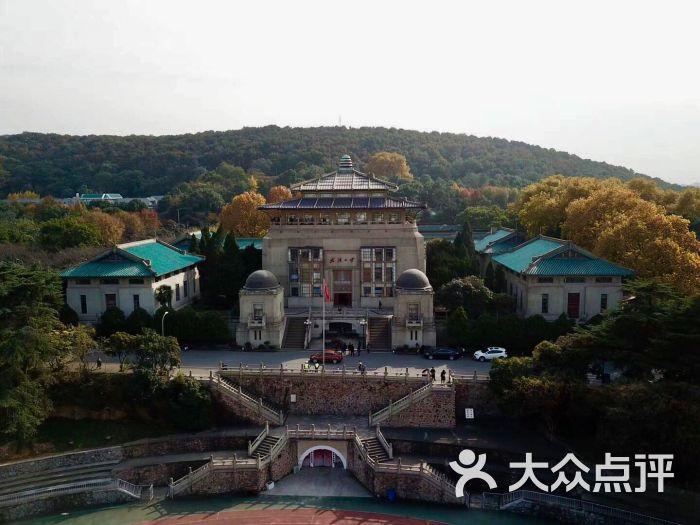 武汉大学行政楼行政楼图片 - 第1张