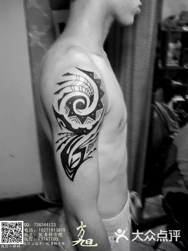 文字纹身图腾纹身字母纹身) (19)图片