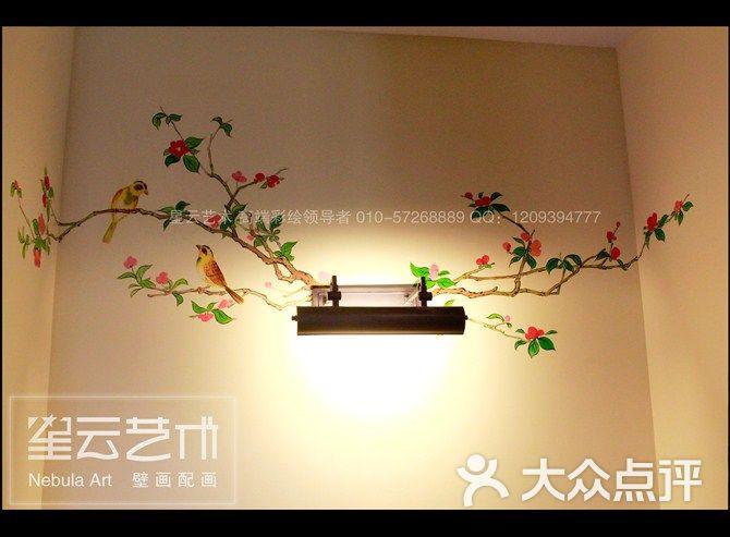 北京手绘墙 北京墙绘 北京壁画